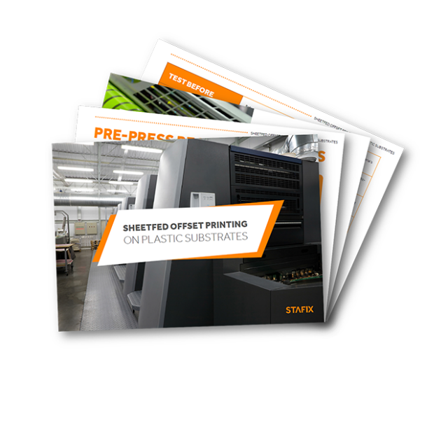 New eBook: Offset Printing on Plastic!