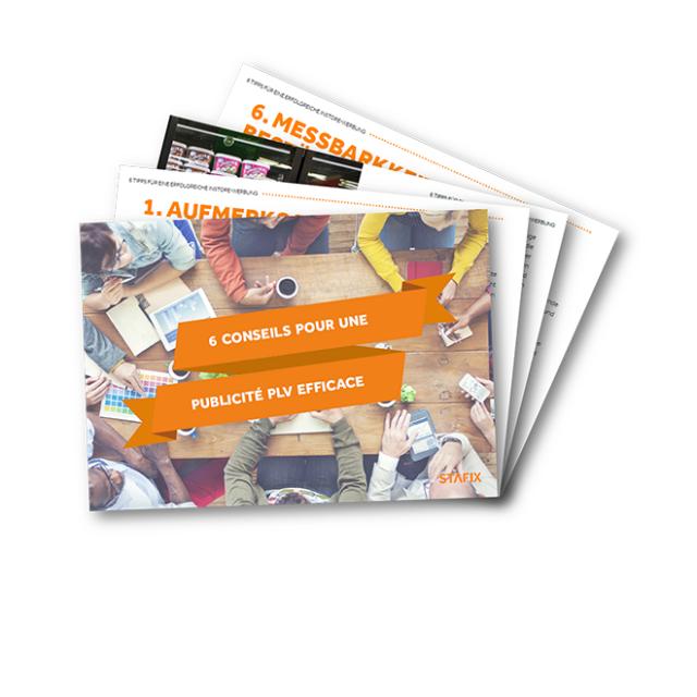 E-book gratuit pour une publicité en magasin réussie