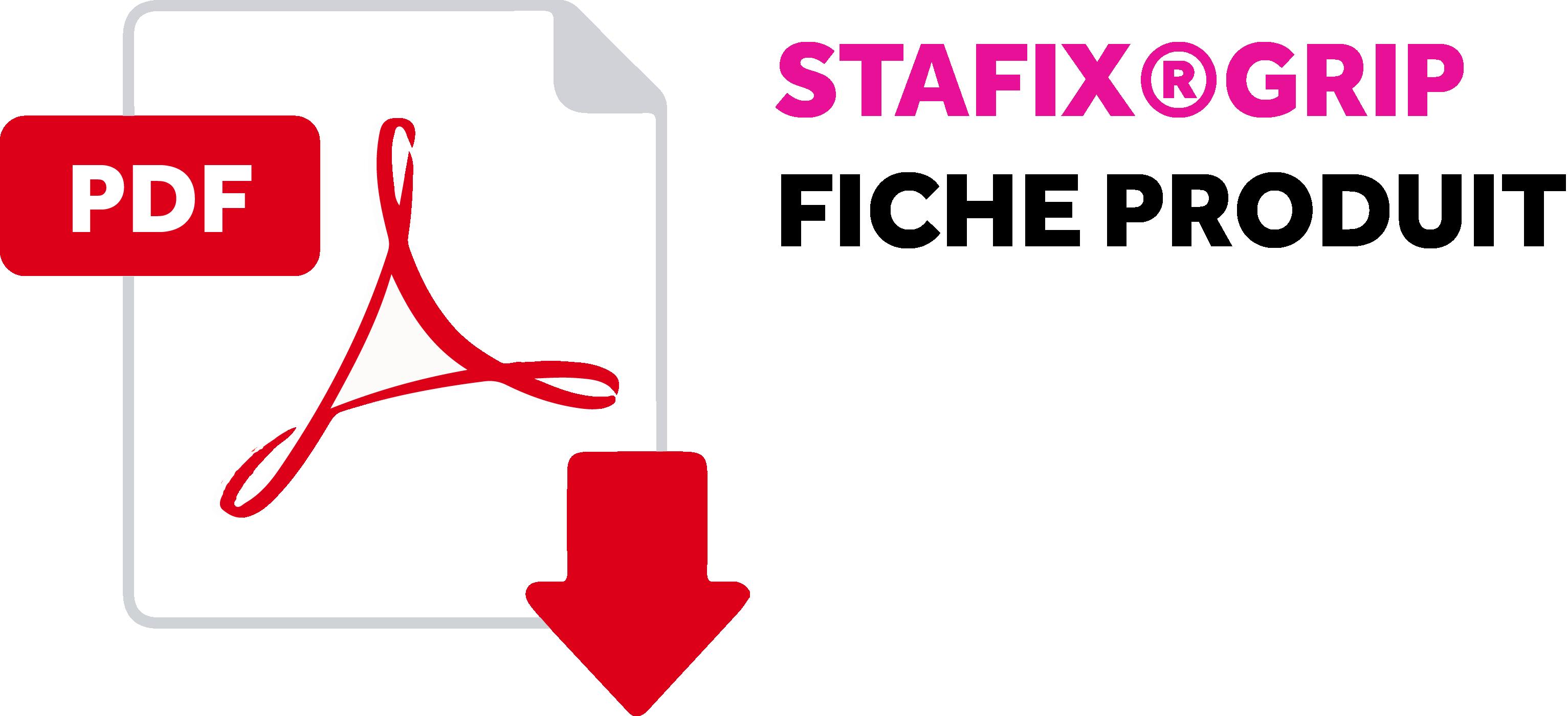 STAFIX®GRIP fiche produit